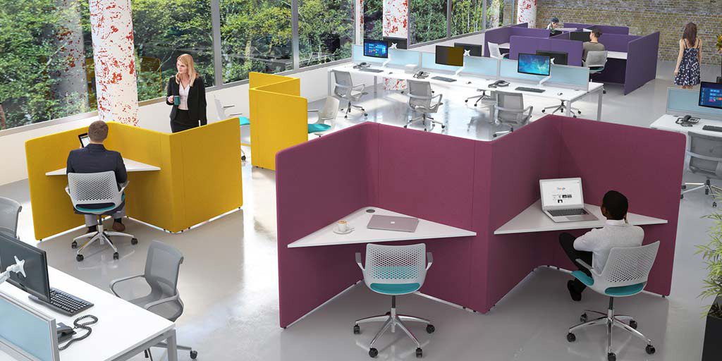 An All-Inclusive Office Design